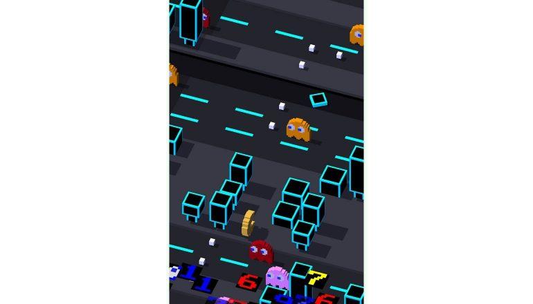 crossy-road-pac-man