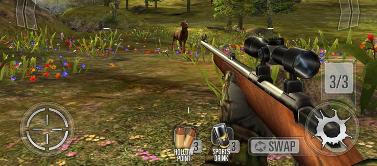 Three deer hunter app ipad apps that should not be missing on your iPad # 16