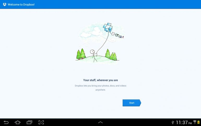 dropbox-android-groot