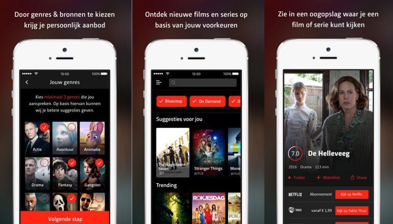 film.nl app