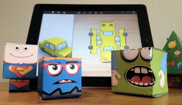 Kleurplaten Printen Ipad.Foldify App Voor Ipad Krijgt Update Met Kleurplaten