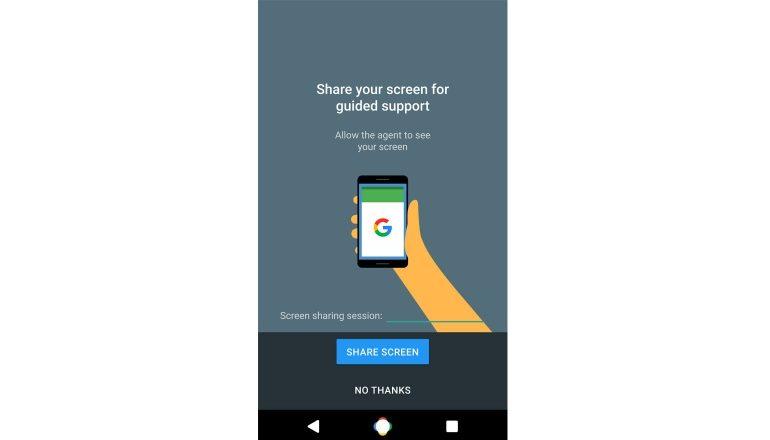 google-live-support-app-gerucht-1