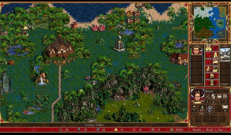 Heroes of Might & Magic III app