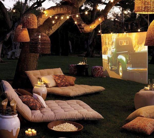 home cinema outdoor 1