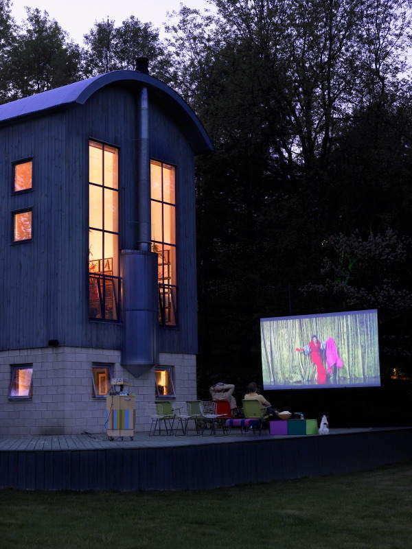 home cinema outdoor 2