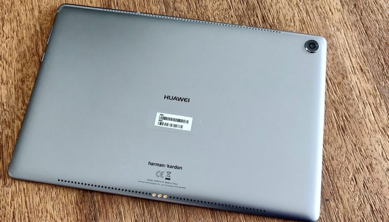 Review: Huawei MediaPad M5 Pro - dure Android-tablet