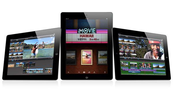 iMovie-iPad