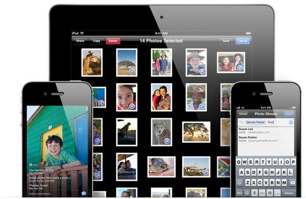 iphone fotostream