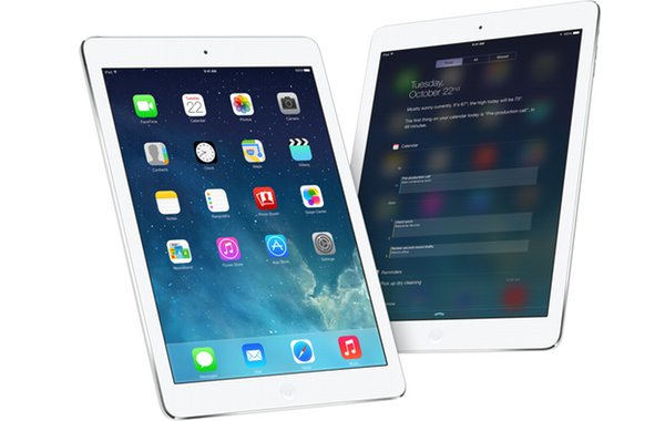 iPad Air 6 What is the difference between the iPad Air, iPad 4 and iPad 2?