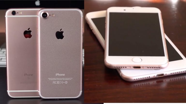 iPhone 7 Plus dummy b