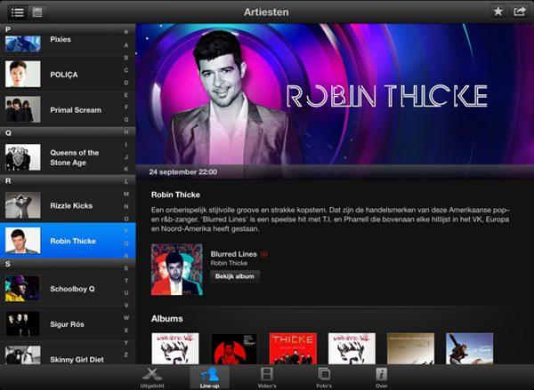 iTunesFestival-iPad