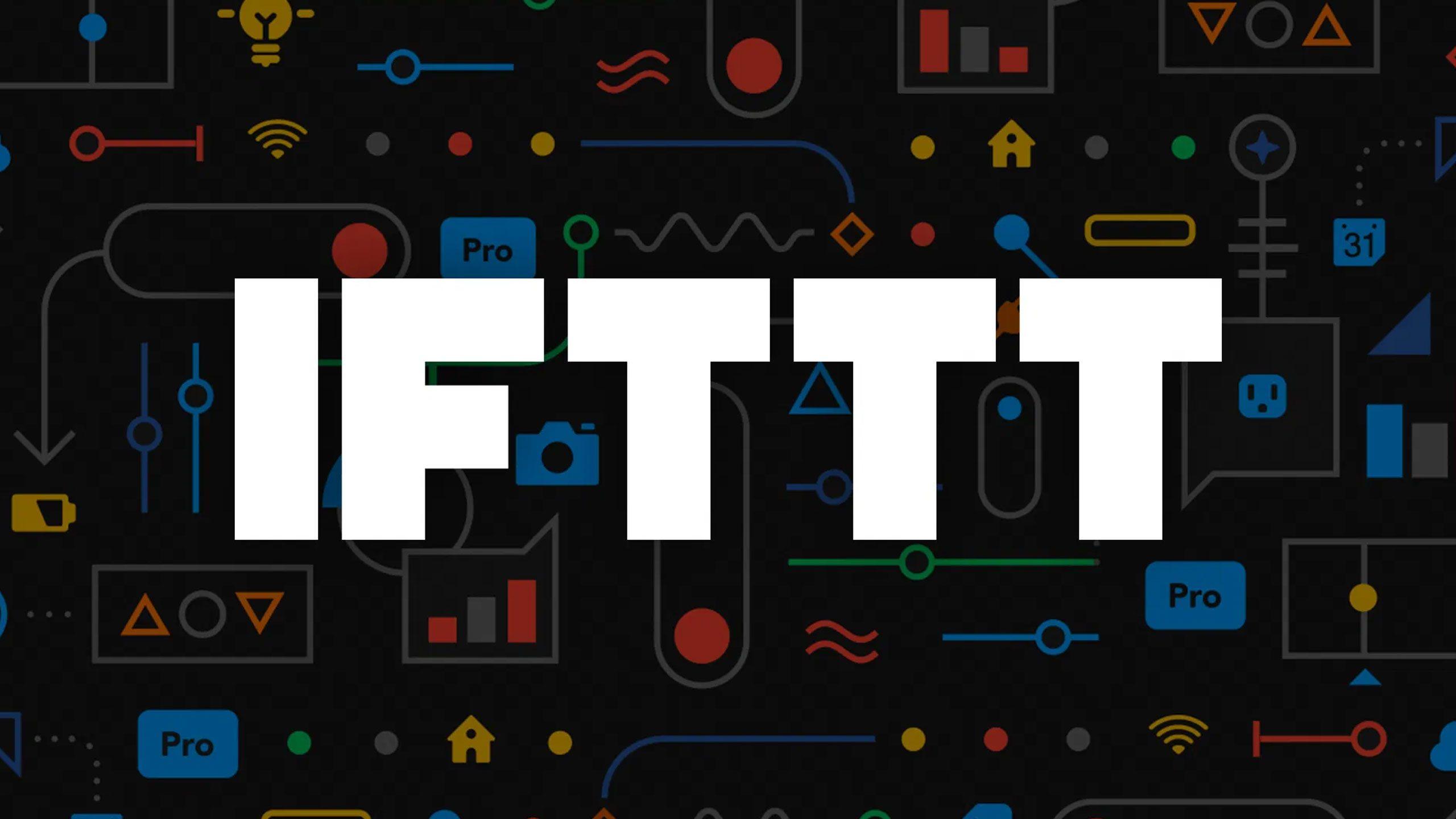 IFTTT kondigt nieuwe functies aan voor Pro-abonnees