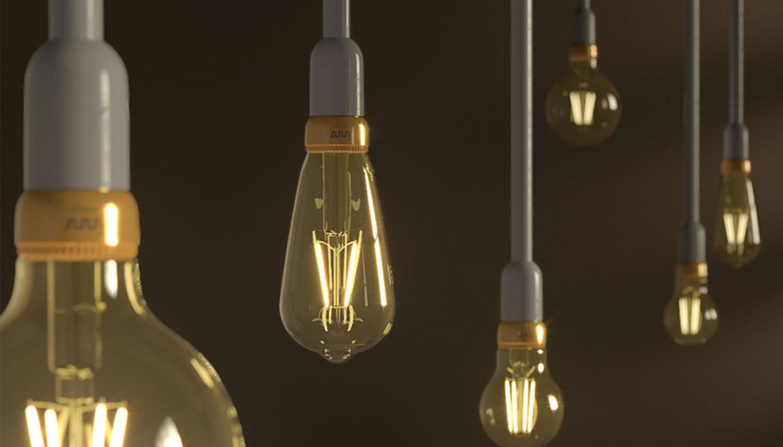 Innr introduceert twee filament-ledlampen: RF261 (Globe) en RF264 (Edison)