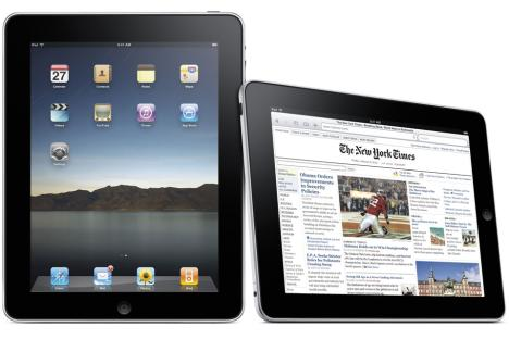 ipad appleWat is een tablet PC?