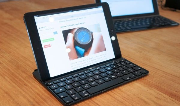 ultra thin ipad mini logitech review: Logitech Ultrathin Keyboard Cover for iPad mini mini