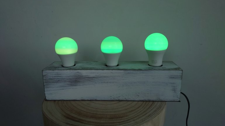slimme lampentest - Kruidvat, HEMA en LSC Smart Connect (Action)