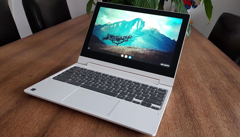 Goedkope laptop met touchscreen voor studenten - Lenovo Chromebook C330
