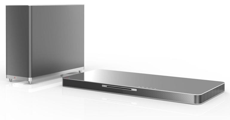 lg LAB540-soundplate