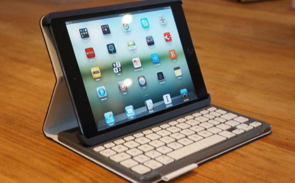 logitech keyboard folio mini 1Review: Logitech Keyboard Folio for iPad Mini