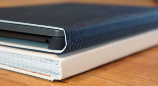 logitech keyboard folio mini 4Review: Logitech Keyboard Folio for iPad Mini