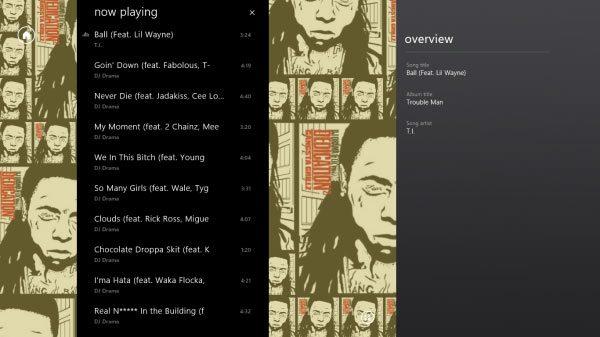 Windows 8 Music