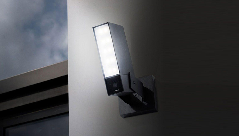 Netatmo presenteert Outdoor Camera met ingebouwde sirene