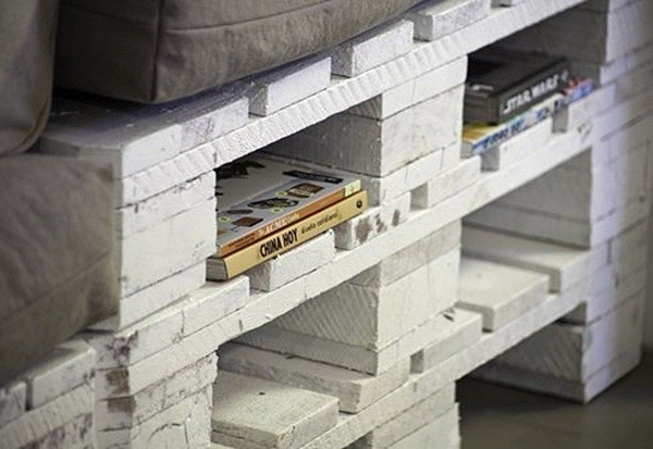 Bank Van Pallets : Pallet bank vintage decoratie all lovely things