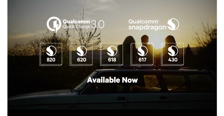 quick charging 3.0 beschikbaarheid