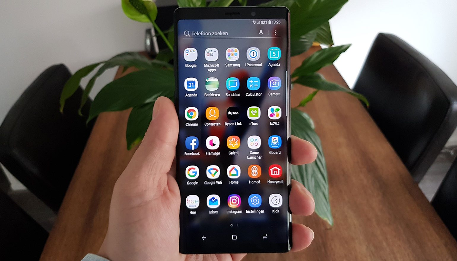 Android Pie will launch in January for Galaxy Note 9 and S9
