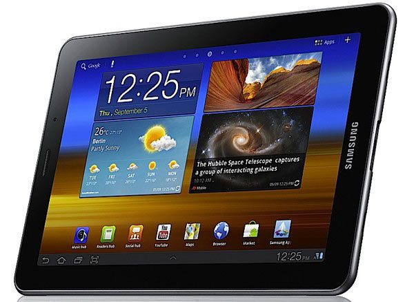 samsung galaxy tab 7 7 horiSamsung Galaxy Tab 7.7: De eerste hands on videos