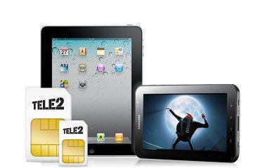 Tele2 lanceert prepaid mobiel internet voor tablets | Tablets Magazine