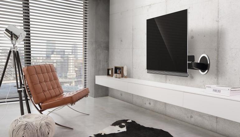 Platte Tv Kast.Alles Dat Je Moet Weten Over Muurbeugels Om Je Tv Op Te Hangen