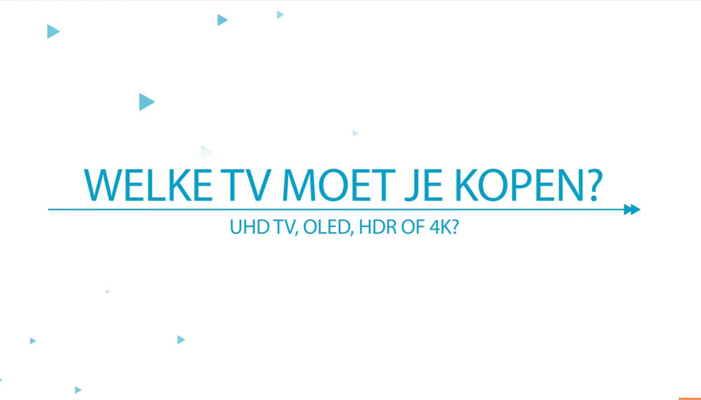 welke televisie moet ik kopen?