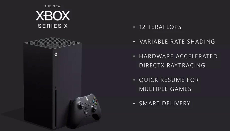 Xbox Series X verschijnt in november, maar zonder Halo Infinite